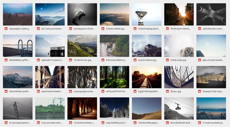 HTML: Rychlejší načítání webové stránky obsahující velké množství obrázků