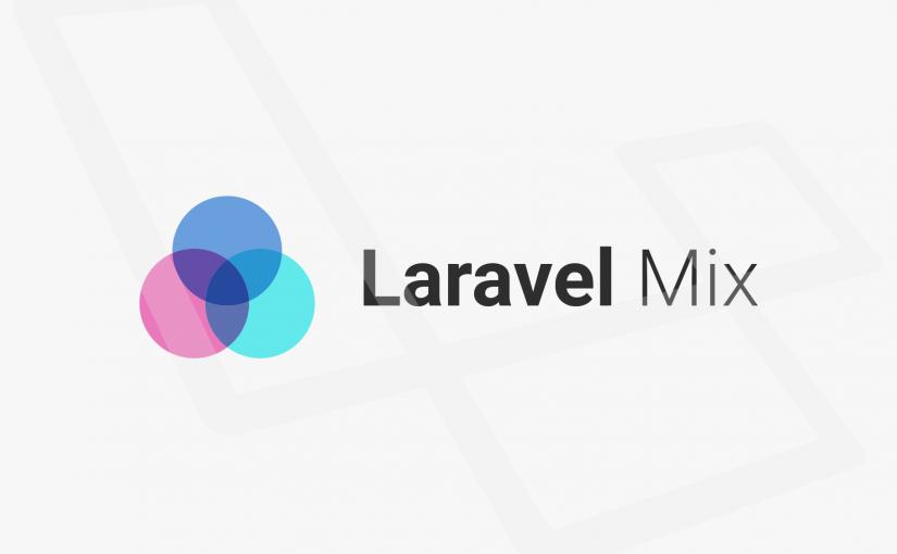 Použití nástroje Laravel Mix